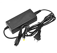 Jiawen US Plug AC110-240V to DC 12V 5A LED Power Adapter