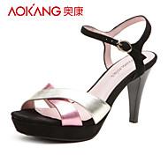 Aokang® Women's Sheepskin Sandals