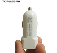 Topwise® USB Car Smart Charger Usb Charger for Samsung Iphone Ipad or And Other IOS or Android phone charger