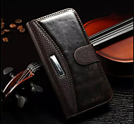 iPhone 7 Plus Luxury Genuine Leather Wallet Case with Card Holders for iPhone 6s 6 Plus