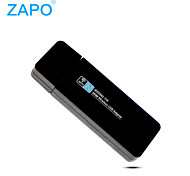 Zapo W66 300m router adaptador transmissor da rede mini-USB WiFi placa de rede wireless