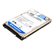 WD 80GB Laptop / Notebook Hard Disk Drive 5400rpm SATA 1.0 (1.5Gb / s) 8MB nascondiglio 2,5""