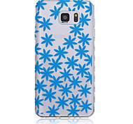 Voor Samsung Galaxy Note Patroon hoesje Achterkantje hoesje Tegels TPU Samsung Note 5 / Note 4 / Note 3
