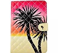 Novelty Cartoon Magnetic Buckle PU Leather Folio Case Shockproof Case for iPad Mini 3/2/1
