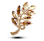 The High-End Clothing Accessories Brand New Fashion Crystal Brooch