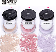 Sofflo Powder Pearl Powder Lasting Hold & Concealer Trimming Modification Of Color Cover The Pores