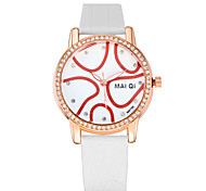 Women'S Watches Fashion Crystal Map Quartz Watch
