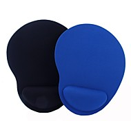 Durable Mouse Pad Thin Comfort Wrist Mat Mice Pad For Optical Trackball Mouse (20×23×0.5cm)