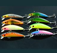 Anmuka Minnow Crank 8.1g 7cm 6pcs 70*40*30 Sea Fishing / Boat Fishing / General Fishing