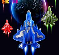 SKMEI® Children's Fighter Aircraft Style Digital Toy Watch