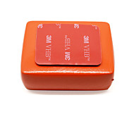 Accesorios GoPro Boya Para Gopro 3/2/1 Impermeable Espuma naranja