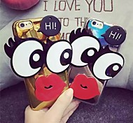 Newest Cartoon Iuxurious Mobile Phone Shell PC for iPhone6/6s 4.7 Assorted Colors