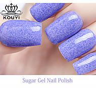 uñas de gel de azúcar polaco ULTRAVIOLETA del gel de 28 colores 12 ml de gel de uñas de larga duración esmalte de uñas esmalte esmalte