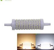 R7S 118mm 15W 180x4014SMD LED Warm White / Cool White 1500LM 360°Beam Horizontal Plug Lights Flood Light AC85-265V