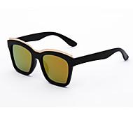 Unisex 's 100% UV Cuadrado Gafas de Sol