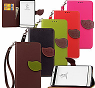 Other PU Leather / TPU Cases with Stand Solid Color case cover