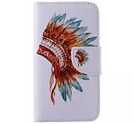 mayans modèle en cuir de téléphone pour Samsung Galaxy J5