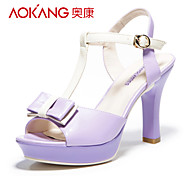 Aokang Women's  Stiletto Heel Sandals