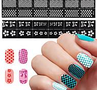 Милый - Стразы для ногтей - 1Pcs - 10*3.5*1 - Прочее - Пальцы рук