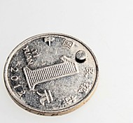 3 * magnete di NdFeB 1 millimetri super-magnete magnetico magnete circolare magnete permanente wang (50pcs)