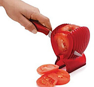 1 Piece Cutter & Slicer For Vegetable Plastic High Quality / Novelty / Creative Kitchen Gadget