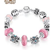 he new transport bead beads natural series of DIY bracelet