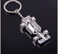 Creative Small Gifts Mini F1 Racing Car Keychain Creative Simulation Racing Model