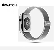 2016 Newest Magnet Milan Stainless Steel Watchband for Apple Watch 38mm for Apple Watch Strap Band Threadlet 42mm