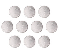 SSUO AG9/936A/394/LR936 1.55V Alkaline Cell Button Batteries (10 PCS)
