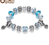 Fashion DIY Charm Fit Original Bracelet for Women 925 sterling Silver Beads Chain Jewelry Gift