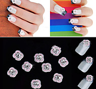 5pcs   Nail Alloy Jewelry