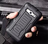 neue Zukunft Soldat Clip triple Rüstung Telefonkasten für Samsung-Galaxie-A3 / A5