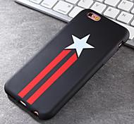 Super Popular Brands High-Grade Star TPU Soft Phone Case for iPhone 6/6S