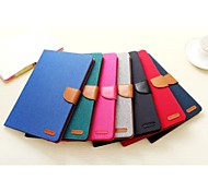 CMai2 PU Following from the Cowboy Style The Wallet phone sets for iPad Mini 3/2/1(Assorted Color)