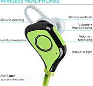 IPX4 waterproof Sport Bluetooth headphones earphones 10 hours wireless Sport  headset with Mic for iphone 6S Samsung S6