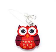 Cartoon Owl Animal USB Flash Drive 8GB