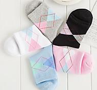 Women's Socks Women Cotton Sweet Ship Boat Sock Short Girl Invisible Socks Thin Ankle Sock For Ladies
