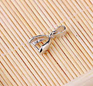 925 accessori in argento ciondolo medaglione fibbia