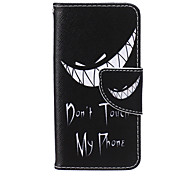 Tooth Pattern PU  Material Card Bracket  Case for iPod Touch 5  /6
