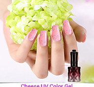 1PCS Cheese Gel Nail Polish UV Gel 24 Colors 12 ml Gel Long Lasting Nail Polish 19-24