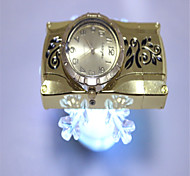 Shining Electronic WatchBeautiful Models Straight Metal Lighters