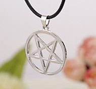 Animation Black Butler Star Pendant Necklace