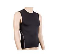 Per uomo Canotte Sport Traspirante Nero S / M / L / XL / XXL Fitness - Altro