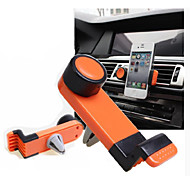 360 Degree Rotation of Automobile Air Conditioning Vent Port Universal Mobile Phone Holder(Random Color)
