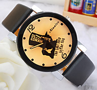 Men's Watch Ladies Watch Personalized Creative Magic Hat Belt Quartz Watch Cool Watch Unique Watch