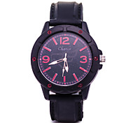 Men's Fashion Watch The New Digital Fashion Sport Silicone Quartz Watches Cool Watch Unique Watch