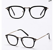 [Free Lenses]  Women 's Acetate/Plastic / Metal Browline Full-Rim Classic Fashion Prescription Eyeglasses