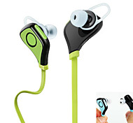 IPX4 Waterproof Sport Bluetooth Headphones Earphones 10 hours Wireless Sport  Headset with Mic for Samsung S6 S5 S4
