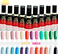UV Gel Nail Polish (15 ml) Long Lasting Nail Varnish Gel Lacquer 96 Colors For Choose 25-48