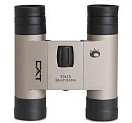 Bosma 10 25 mm Binocolo PaulImpermeabile / Fogproof / Generico / Custodia / Roof Prism / Alta definizione / Grandangolo / Occhio